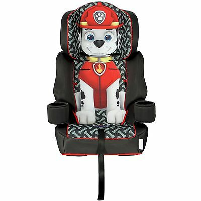 New Kids Embrace Group 1 2 3 Car Seat Paw Patrol Marshall  9 - 36Kgs