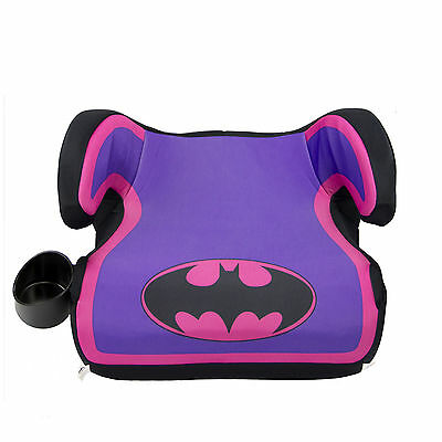 New Kids Embrace Group 2 3 Childs Booster Cushion Car Seat Batgirl