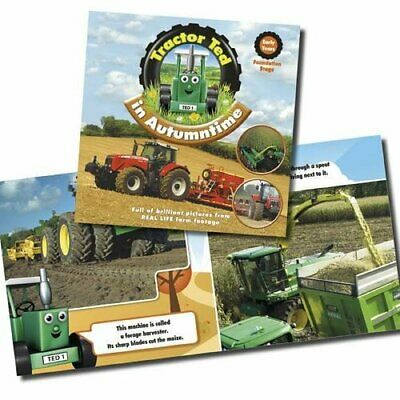 Tractor Ted in Autumntime, Heard, Alexandra Paperback Book
