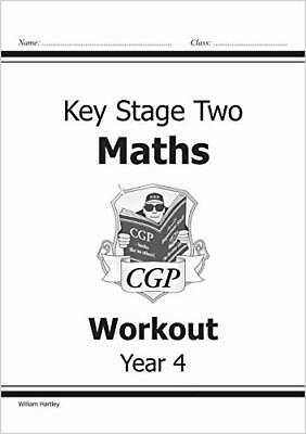 KS2 Maths Workout - Year 4  (for the New Curric... by Hartley, William Paperback