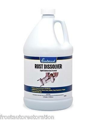 Eastwood Rust Dissolver US Gallon 3.78L Remove Dissolve Rust Safe Acid Free