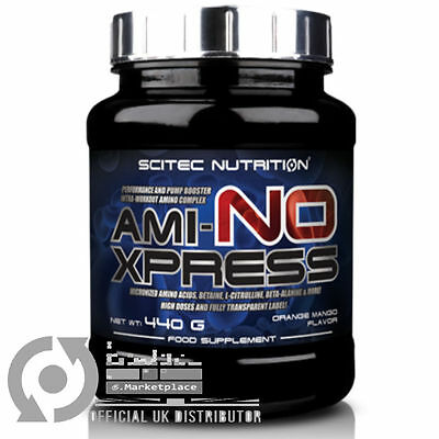 Scitec Nutrition AMI-NO XPRESS Performance Intra-Workout Amino Complex 440g