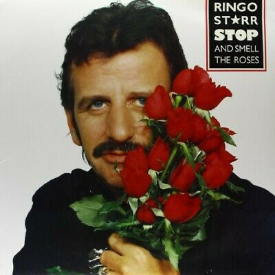 Ringo Starr - Stop and Smell The Roses [New Vinyl]