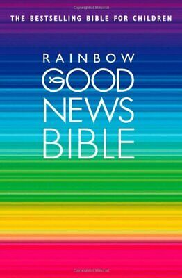 Good News Bible (Rainbow) by Bible Stories Hardback Book The Cheap Fast Free