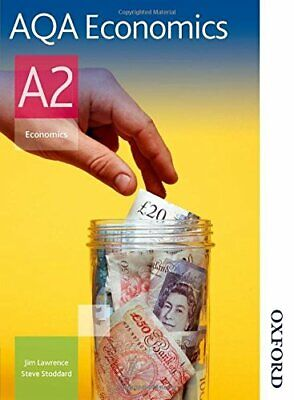 AQA Economics A2: Student's Book by Stoddard, Steve Paperback Book The Cheap