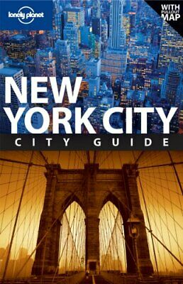 New York City (Lonely Planet City Guides) by Otis, Ginger Paperback Book The