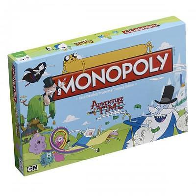 Adventure Time Edition Monopoly Official Merchandise