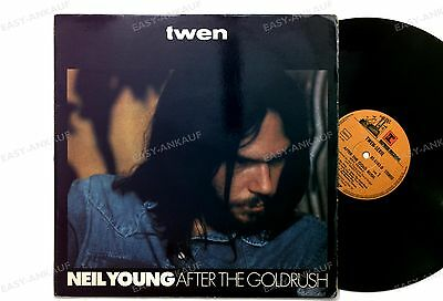 Neil Young - After The Gold Rush GER LP 1970 FOC //7