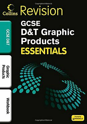 Graphic Product: Revision Workbook (Collins Gcse Essen... by NOT KNOWN Paperback