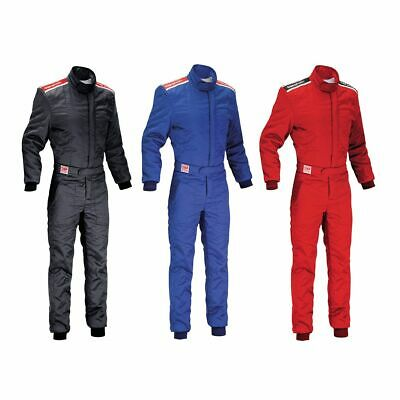 OMP Sport 2 Layer Race / Racing / Rally Suit - FIA Approved - IA01847F