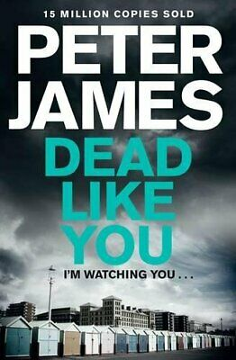 Dead Like You (Roy Grace) by James, Peter Book The Cheap Fast Free Post