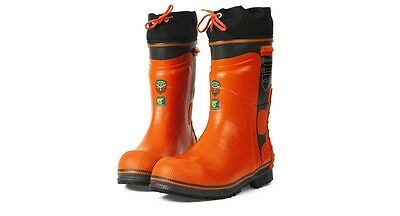 New Husqvarna Functional 24 Protective Chainsaw Boots Class 2 All Sizes