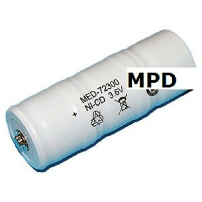 ULTIMATE Capacity 72300 3.5V BATTERY For WELCH ALLYN 71000 1875mAh COMPARE!!