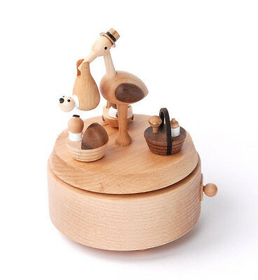 Gift Products Handmade Wooderful Life Music Box SuperSmartChoices