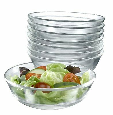Luminarc Directoire Clear All Purpose Bowl Set of 12