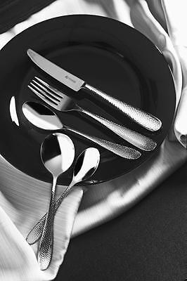 Viners Glamour 16 Piece Stainless Steel Cutlery Set plus 4 Free Soup Spoons