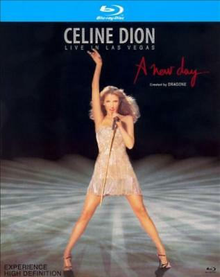 Celine Dion - Live In Las Vegas: A New Day... New Blu-Ray