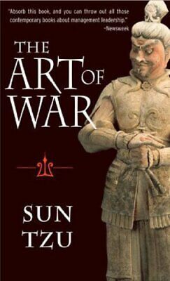 The Art Of War by Tzu, Sun Paperback Book The Cheap Fast Free Post