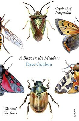A Buzz in the Meadow by Goulson, Dave Book The Cheap Fast Free Post