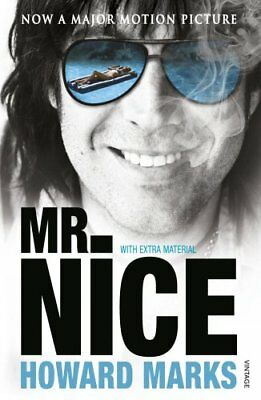 Mr Nice by Marks, Howard Paperback Book The Cheap Fast Free Post