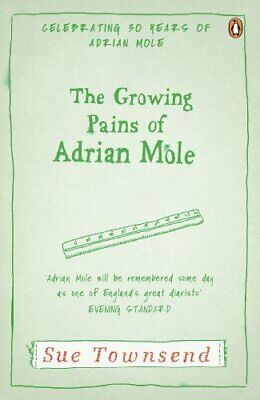 The Growing Pains of Adrian Mole: Adrian Mole Book 2 by Townsend, Sue Book The