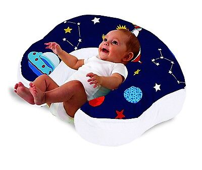 Baby Feeding/nursing Pillow Hollowfibre Filled For Complete Support: Blast Off