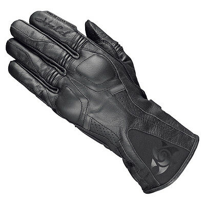 Held Sereena Black Moto Motorcycle Ladies Leather Touring Gloves | All Sizes