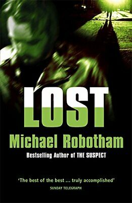 Lost by Robotham, Michael Hardback Book The Cheap Fast Free Post