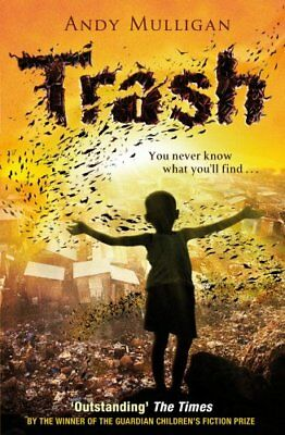 Trash by Mulligan, Andy Paperback Book The Cheap Fast Free Post