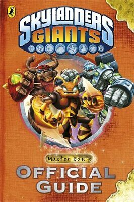 Skylanders Giants: Master Eon's Official Guide, NA Book The Cheap Fast Free Post