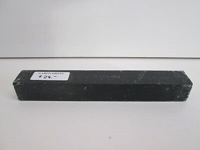Exotic Gaboon Ebony Wood Turning Blank (1 1/2'' x 1 1/2'' x 12'')