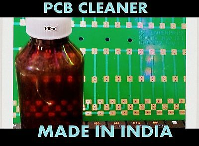 Soldering & De-Soldering PCB Cleaner For Perfect Quality SMT SMD DIP Processes