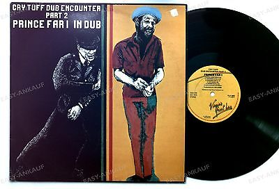 Prince Far I - Cry Tuff Dub Encounter Part 2 UK LP 1979 Rare Dub Album //1