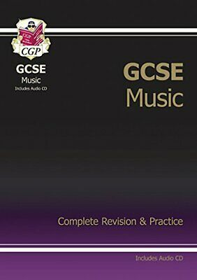 GCSE Music Complete Revision & Practice with A..., CGP Books Mixed media product