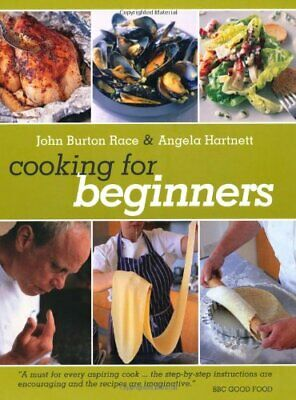 Cooking for Beginners, Angela Hartnett Paperback Book The Cheap Fast Free Post