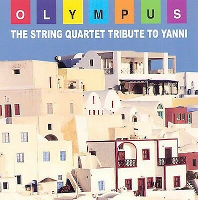 Various Artists - String Quartet Tribute to Yanni / Various [New CD]