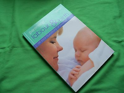 Parenting Labour & Birth Pb Book All Your Questions Answered