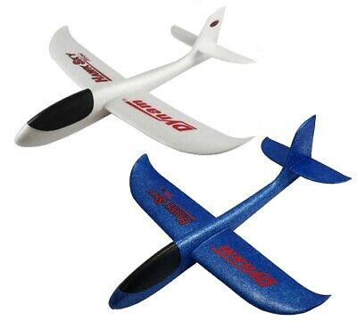 Mini Hawk Sky 500mm Free Flight EPP Hand Launch Chuck Glider - Great Fun!