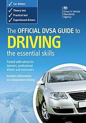 The Official DVSA Guide to Driving: The Ess... by Driving Standards Ag Paperback