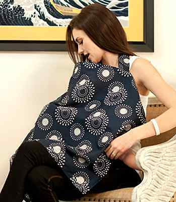 Udder Covers Breast Feeding Nursing Cover Up Cotton Baby Blanket Mum Shawl