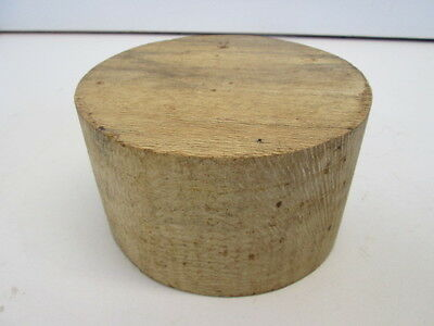 Exotic Spalted Wood Bowl Blank (3'' x 5 1/4'')