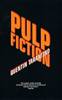 Pulp Fiction: Screenplay (Faber Classic Scree... by Tarantino, Quentin Paperback