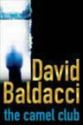 The Camel Club, Baldacci, David Paperback Book The Cheap Fast Free Post