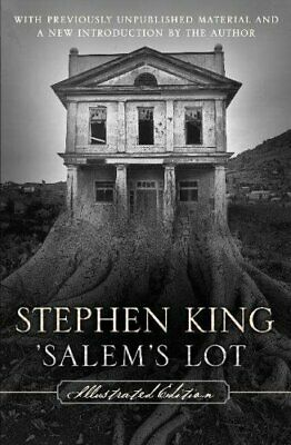 'Salem's Lot by King, Stephen Hardback Book The Cheap Fast Free Post