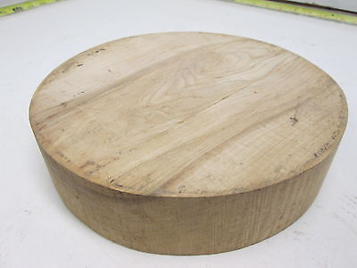 Curly Maple Bowl Turning Blank (2'' x 8 1/4'')