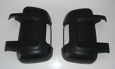 Fiat Ducato wing mirror cover PAIR / Left & Right