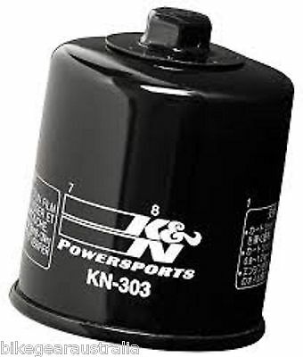 OIL FILTER KN-303 Suit YAMAHA ** SEE LISTING for YAMAHA MODELS **