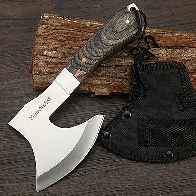 Tactical Tomahawk Axe Army Outdoor Hunting Camping Survival Machete Hatchet Axes