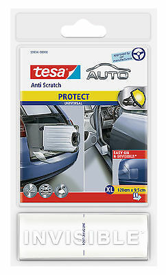 tesa® AUTO Anti Scratch Universal XL 120 x 9,5cm transparent