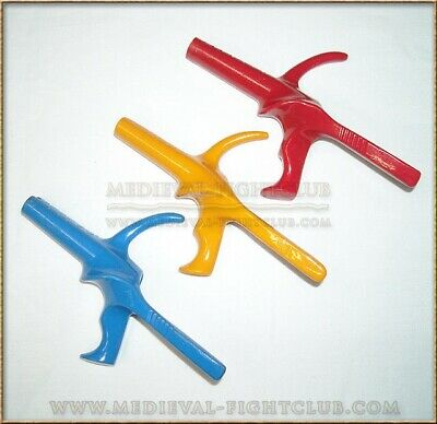 Fencing  - Pistol grips for fencing - YELLOW
